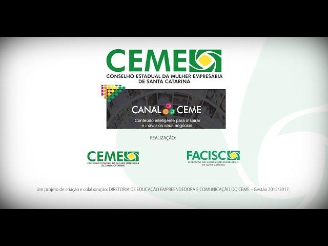 CEME - Anúncio Canal CEME