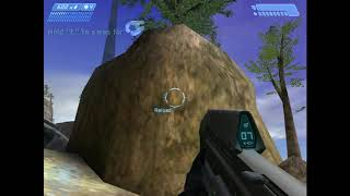 Soldier plays Halo: Combat Evolved Trial Part 3