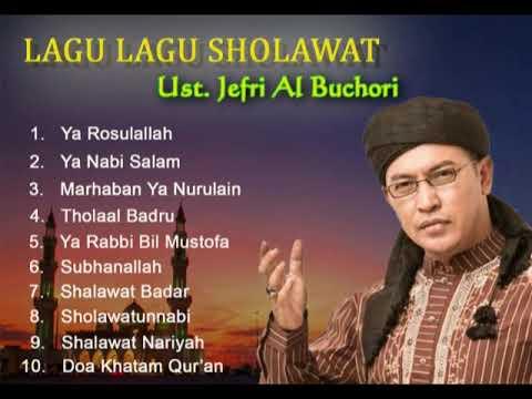 Lagu Sholawat Ustad Jefri