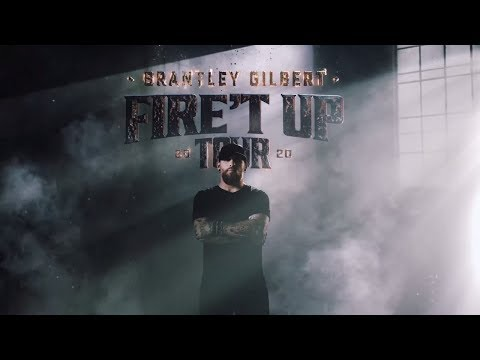 Brantley Gilbert | Fire't Up Tour 2020 Dates Announced!