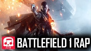 "BATTLEFIELD 1 RAP by JT Music feat. Neebs Gaming - ""The World's The War"""