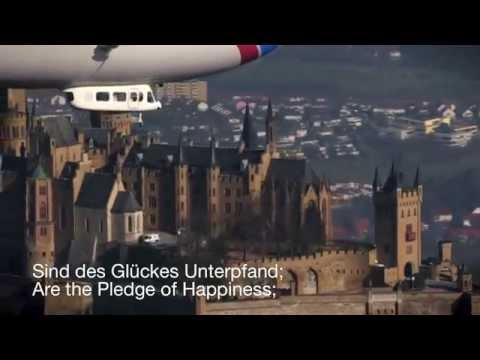 德國國歌 / 德国国歌 (跟歌詞) - 德意誌之歌 [Das Deutschlandlied] - Национальный гимн Германии