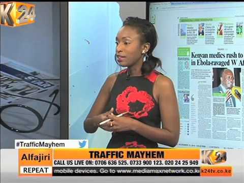 Newspaper Review : Traffic Mayhem
