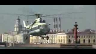 Высший пилотаж на вертолете