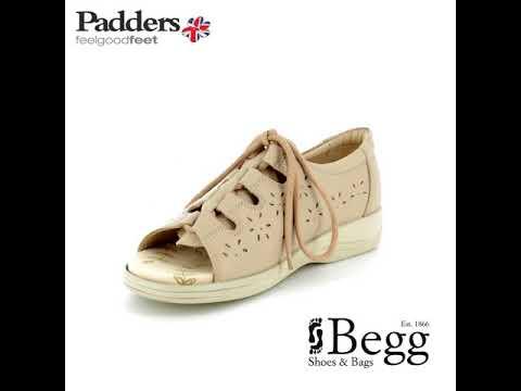 Padders Coastline 2e 762-34 Beige sandals