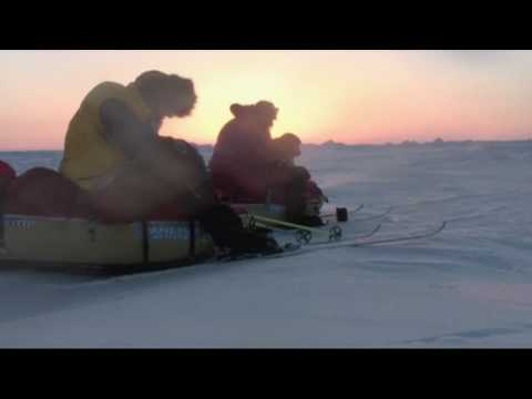 Mike Horn - North Pole Winter Night Expedition (2006)