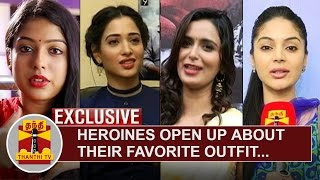 Heroines open up about their 'Favorite Outfit' | Exclusive