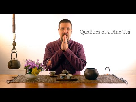 10 Qualities of a Fine Cup of Tea