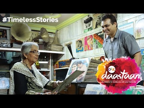 An old LP record rekindles a 68-year-old memory! #TimelessStories #Daastaan