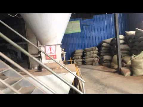 Complete chicken feed pellet production line