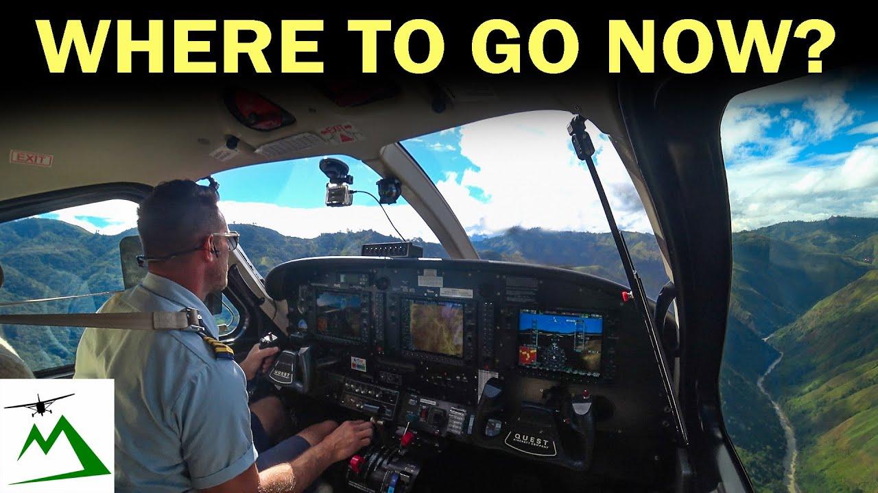 EXPLORING the MOST BEAUTIFUL Valleys in Papua New Guinea | Bush Pilot Flight Vlog