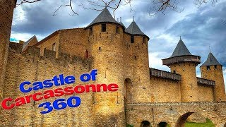 Castle of Carcassonne
