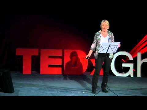 The 21 hour work week: Anna Coote at TEDxGhent