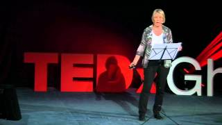 The 21 hour work week | Anna Coote | TEDxGhent