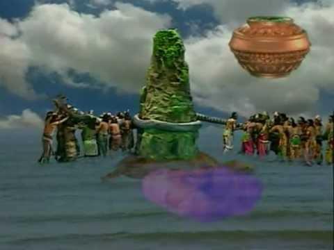 Sagar Manthan song from Om Namah Shivay