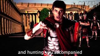 Shaka Zulu vs Julius Caesar - WoodenHornets Cover