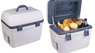 автохолодильник своими руками из элемента Пельтье TEC1-12706
