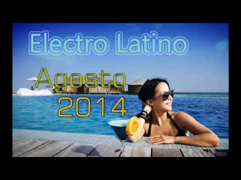 Electro Latino Agosto 2014 (DJ Vince)