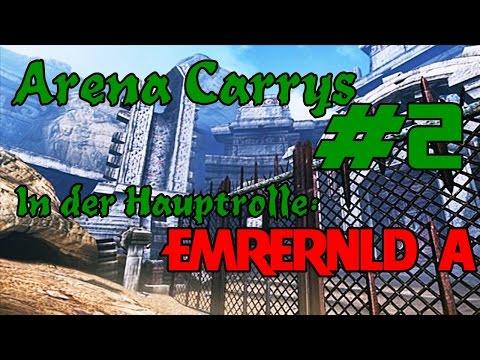 Arena Carrys #2 - Emrernld A [German / Eng Subs]