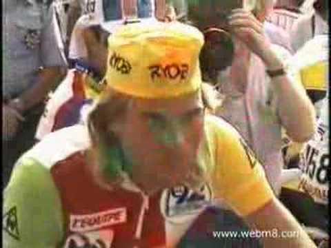 Retro Channel 4 Tour de France Theme Tune – This Will Bring Back