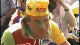 Tour de France - 1988, intro and outro music