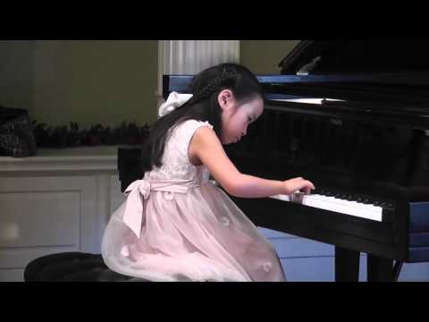 Kaitlyn Ouyang Performs Carnival of Rio by Gillock