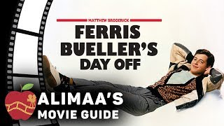Alimaa's Movie Guide - Ferris Bueller's day off (1986)
