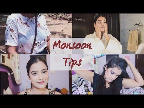 Monsoon 101 - Skincare, Makeup, Haircare and Fashion Tips - 동영상