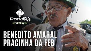 Ex-combatente da FEB, com 95 anos, conta histórias da tropa brasileira na Itália