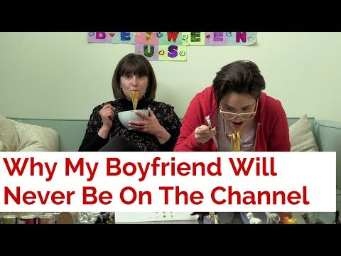 Why My Boyfriend Will NEVER Be On The Channel / Gaby & Allison