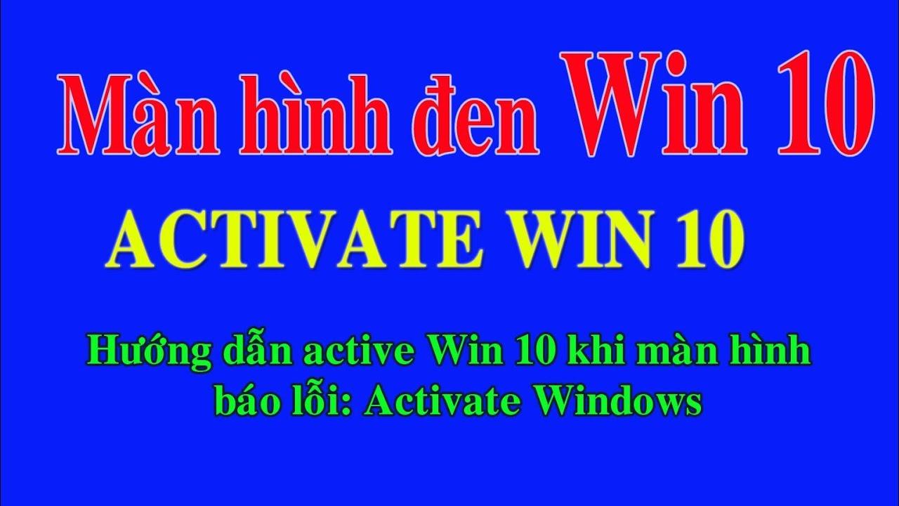 Cách active Win 10 vĩnh viễn đơn giản nhất | Tinhte vn