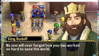 The Legend of Heroes II - Prophecy of the Moonlight Witch Final boss and ending (JPCSP)