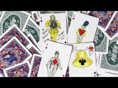 Limited Edition Ye Witches' Fortune Cards
