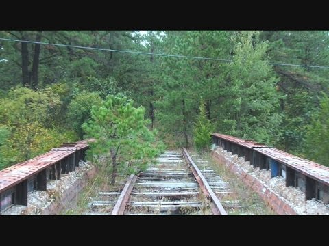 Abandoned Railroad Line Coming Back To Life Update