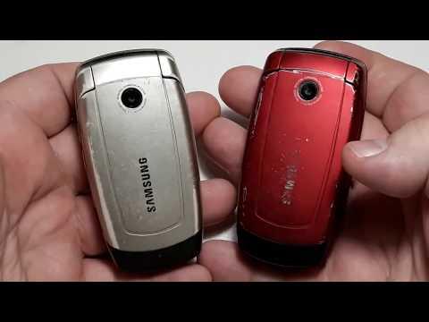 Samsung X510 Ремонт и Вторая жизнь Ретро телефону