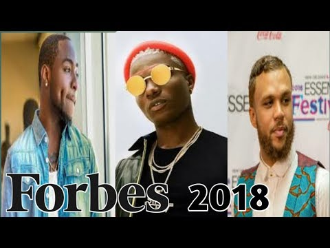 Top 10 Richest Musicians in Africa 2018.forbes