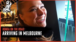 Ronda on the Road…  to Super Show-Down