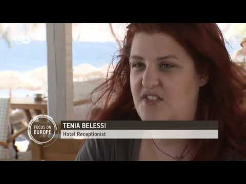 Greece  Modern slavery in the tourism sector