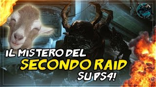 Destiny: IL MISTERO DEL SECONDO RAID SU PS4!