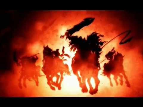 Significado de los Caballos Del Apocalipsis, Caballo Rojo