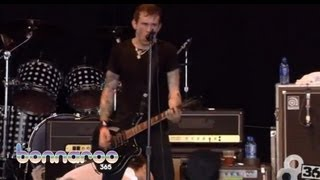 "Against Me! - ""Thrash Unreal"" - Bonnaroo 2008 (Official Video) 