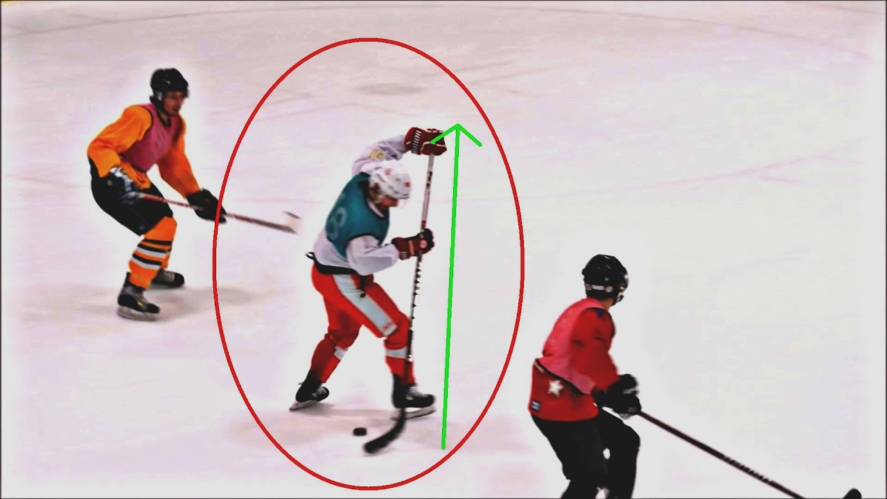 Using a ZDENO CHARA STICK VS. BEER LEAGUERS - YouTube