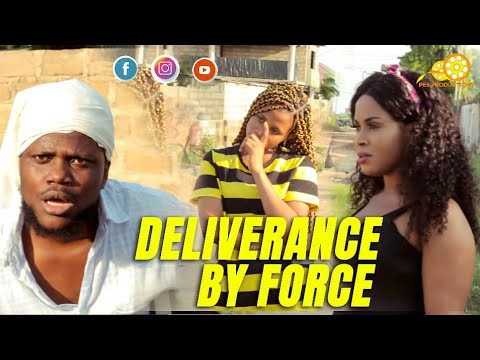 Download deliverance by force Ghana / Nigeria funny comedy video #comedy #Nollywood #nigerianmovie