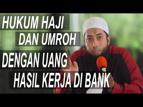 Hukum Haji dan Umroh Dengan Uang dari Bank [ Ust. Khalid Basalamah ]
