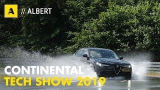 Continental Tech Show | Auto elettriche, ecologia e tante novità