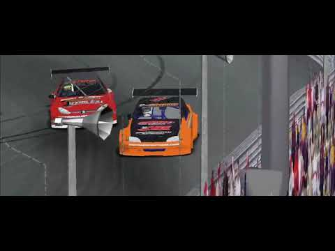 Online Oval Racing Promo Video