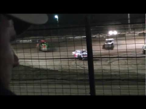 Modifieds Feature @ Fayette County Speedway 8-17-12
