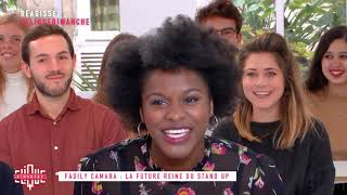 Fadily Camara : La future reine du stand up - Clique Dimanche - CANAL+