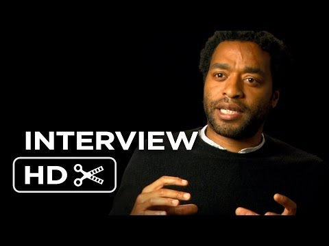 12 Years A Slave Movie Interview - Chiwetel Ejiofor (2013) - Michael Fassbender Movie HD