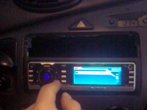 Blaupunkt Seattle MP 57 - MP3